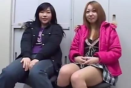 初めてセンズリを見る女たち VOL.2